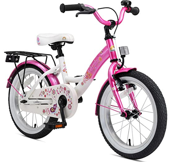 4b5980b9706 BIKESTAR Original Premium Safety Sport Kids Bike Bicycle with sidestand and  Accessories for Age 4 Year