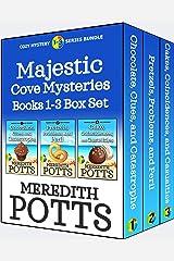 Majestic Cove Mysteries Books 1-3 Box Set Kindle Edition