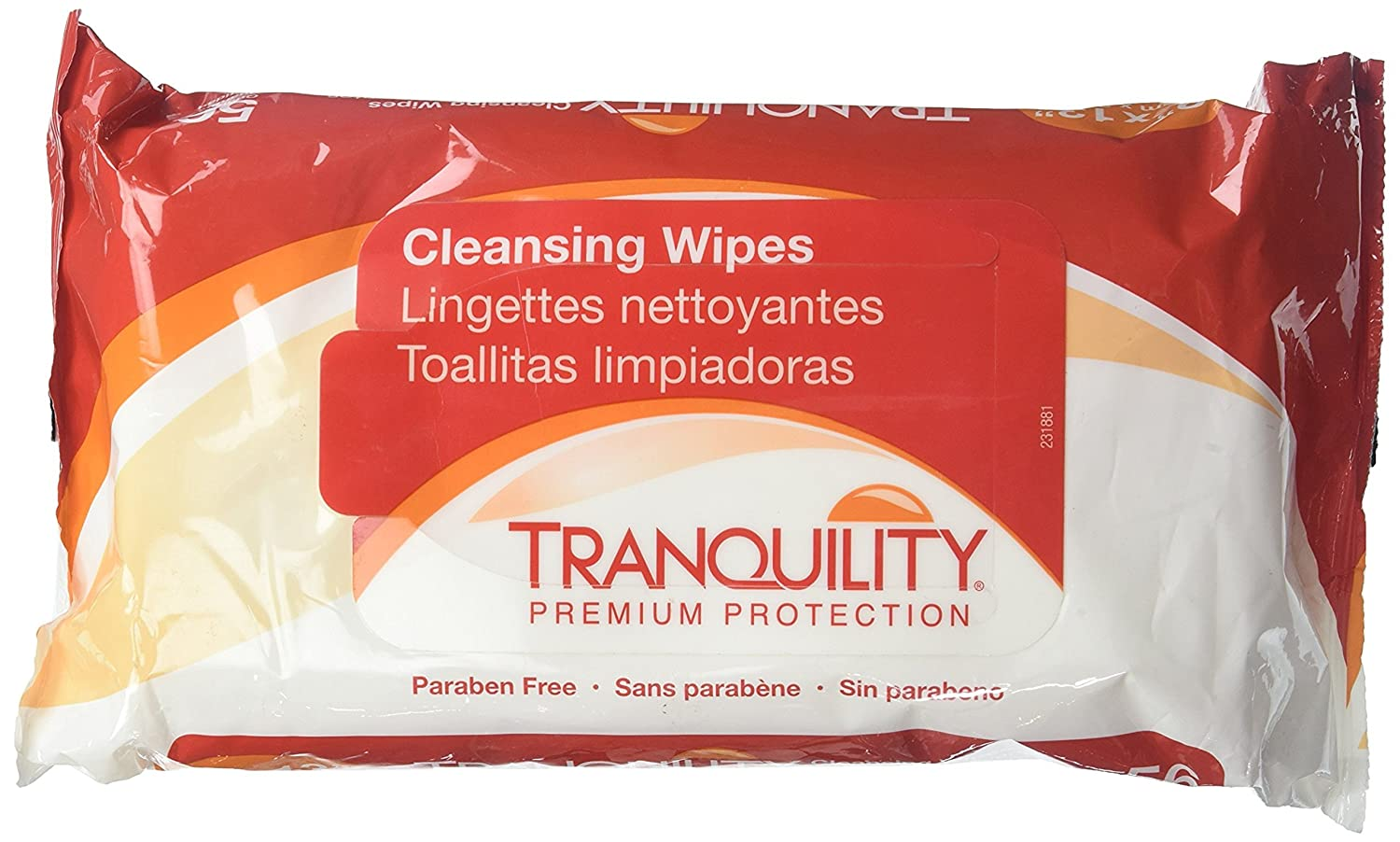 Amazon.com: Tranquility Cleansing Wipes - 9