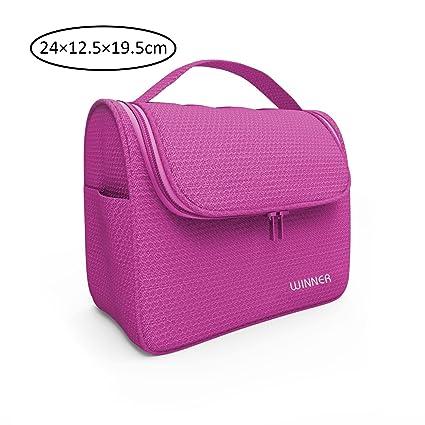 502e3913a Neceser de Viaje Hombre Mujer /Neceser Maquillaje / Bolsa de aseo bolso  Maquillaje Organizador / bolso cosmético / Organizadores ...