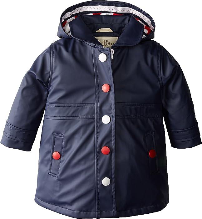 4bc5b3b64 Amazon.com  Hatley Little Girls  Girls Splash Classic Jacket