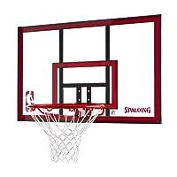 """Spalding NBA Backboard/Rim Combo - 44"""" Polycarbonate Backboard"""