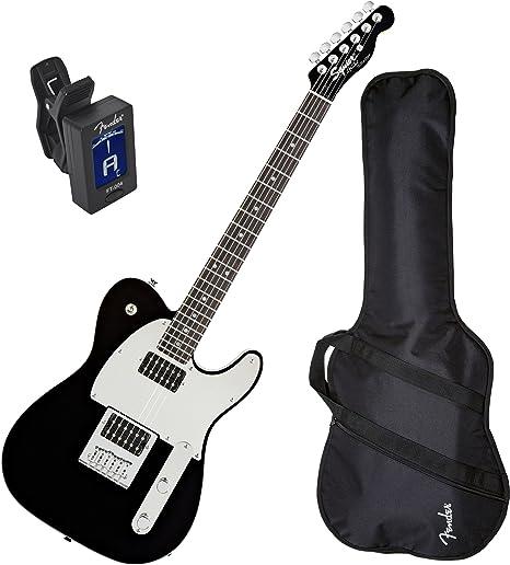 Fender Squier J5 Telecaster guitarra eléctrica w/Fender Gig Bolsa ...