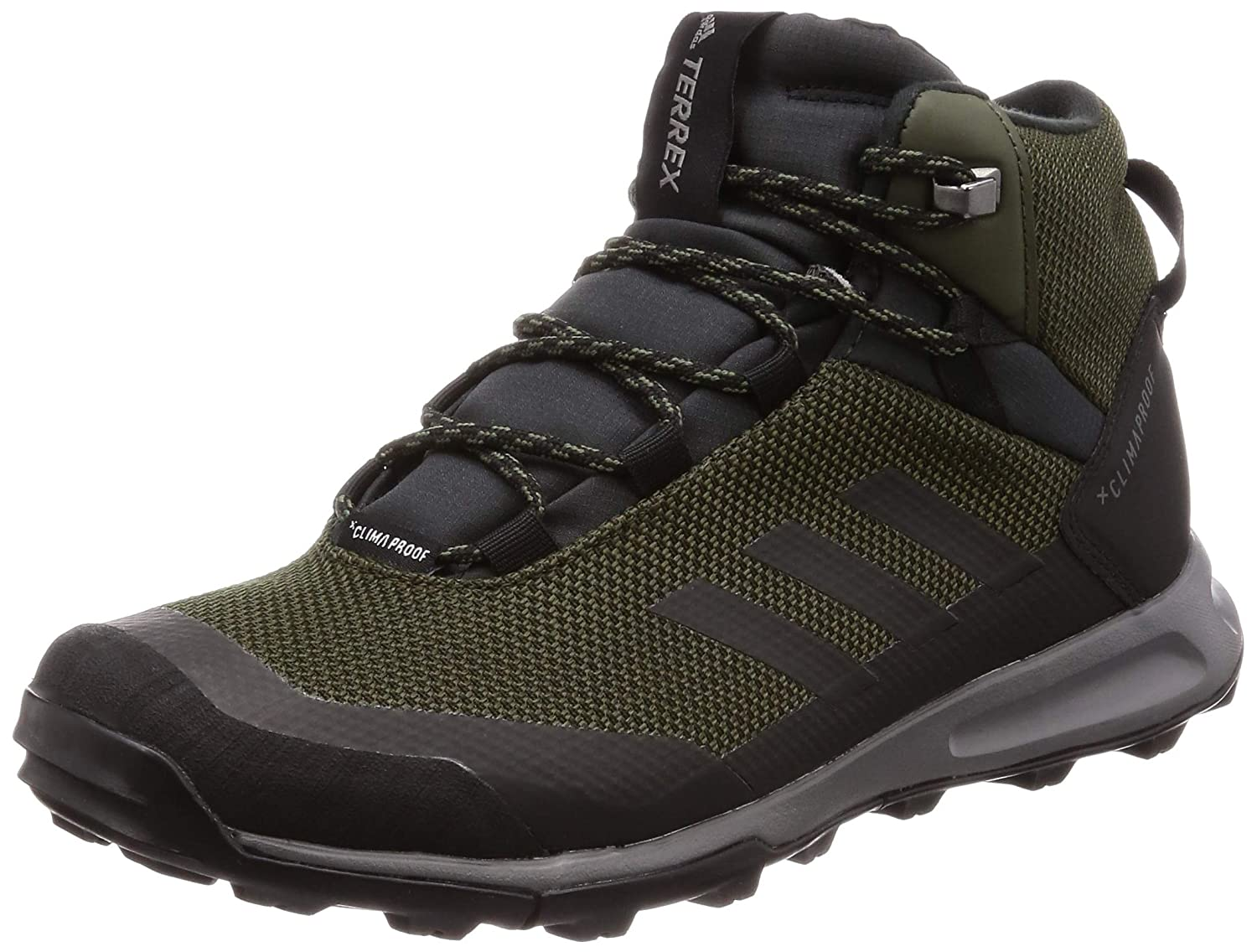 9c8a4dec61c adidas Men's Terrex Vivid Mid Climaproof High Rise Hiking Shoes ...