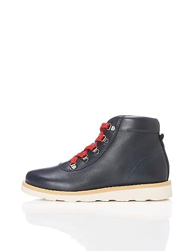 RED WAGON Jungen Stiefel Sneaker, Blau (Navy), 34.5 EU