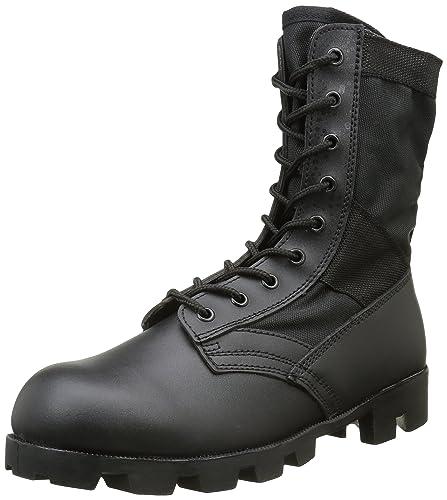 Mil-Tec US Jungle Combat Boots Black size 10 US / 9 UK