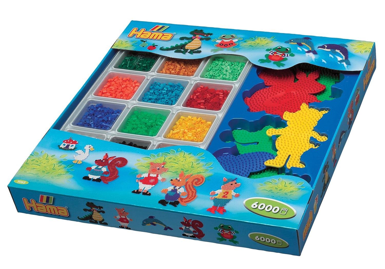 10.3062 Mosaicos con rejilla Hama