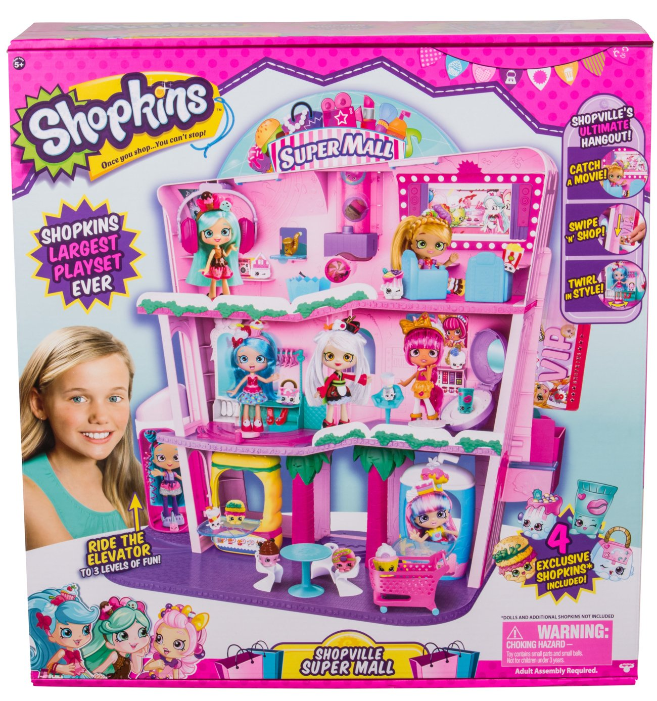 Top 9 Best Shopkins Toys Reviews in 2020 3