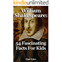 William Shakespeare: 54 Fascinating Facts For Kids