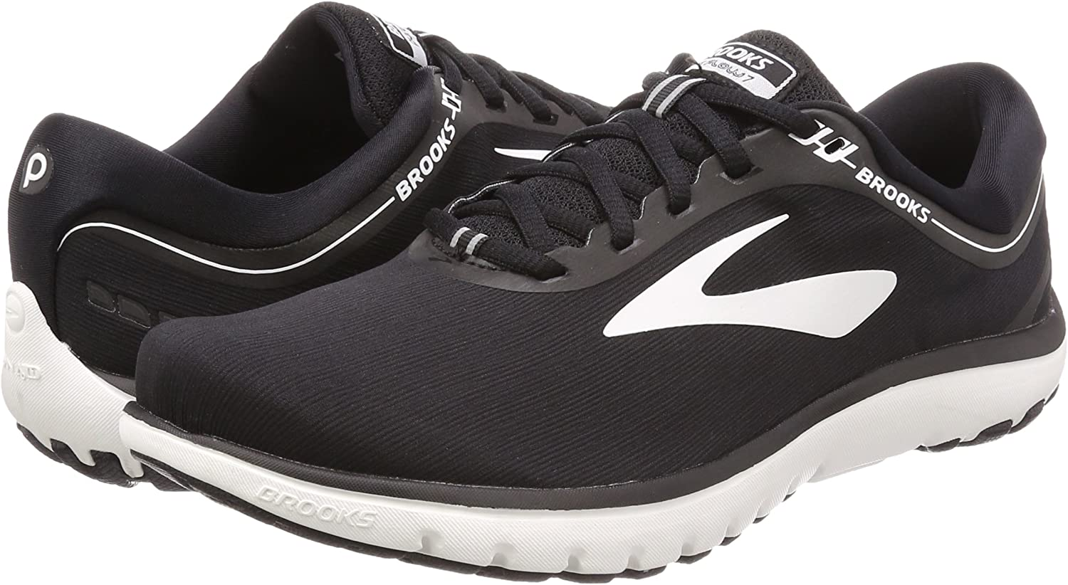 Brooks Mens PureFlow 7 Running Shoe