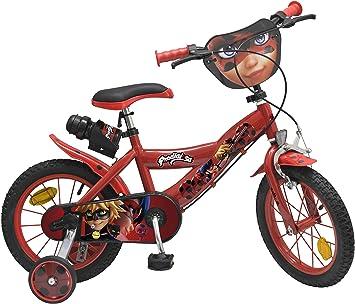 Toim- Lady Bug Bicicleta con Pedales (1490): Amazon.es: Juguetes ...