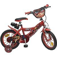 TOIMSA–Ladybug Bicicleta para niños, 1490u