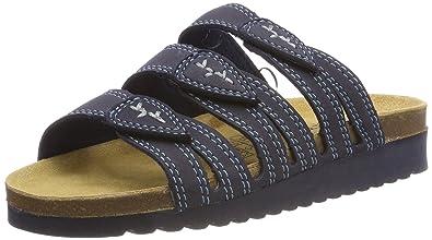 Supersoft Damen 275 015 Pantoffeln, Blau (Blue), 36 EU