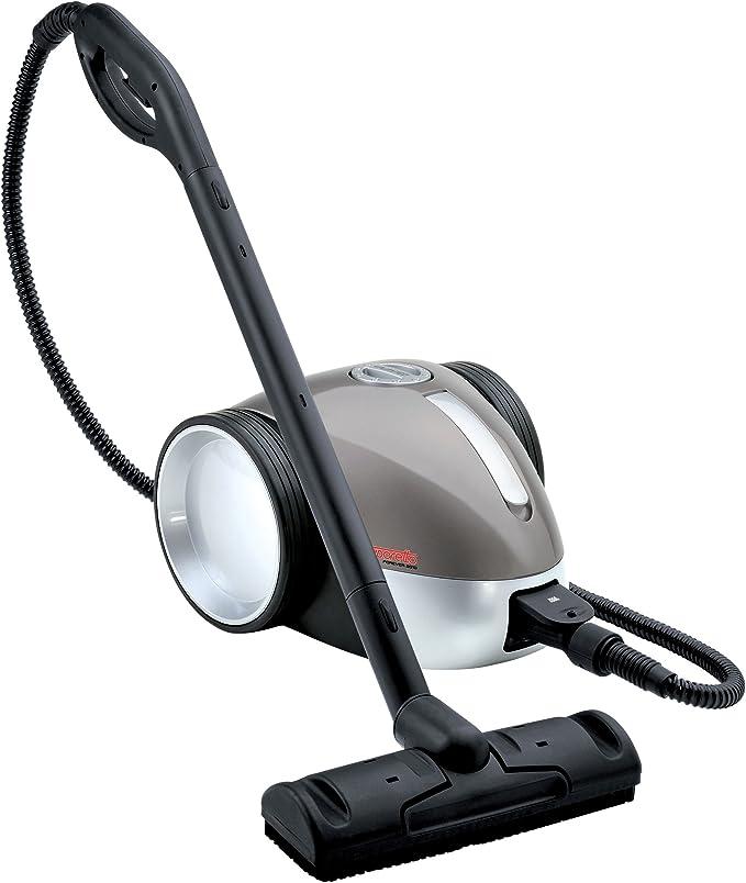 Polti - Máquina De Vapor Vaporetto Forever 2010, Pteu0214, 1500W, Autonomia Ilimitada, 5 Bar, Vapor 100G/Mn, Opcional Plancha Profesional. Gris.: Amazon.es: Hogar