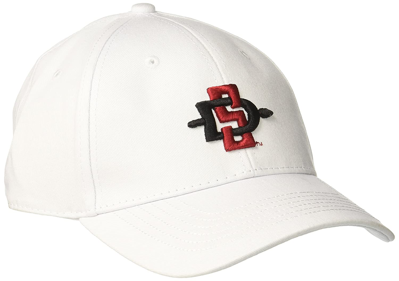 NCAA San Diego State Aztecs Adult Unisex Structured Epic Cap  Adjustable Size