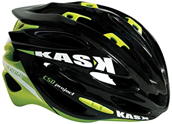 Kask Vertigo - Casco para bicicleta de carretera, color, talla L (59-