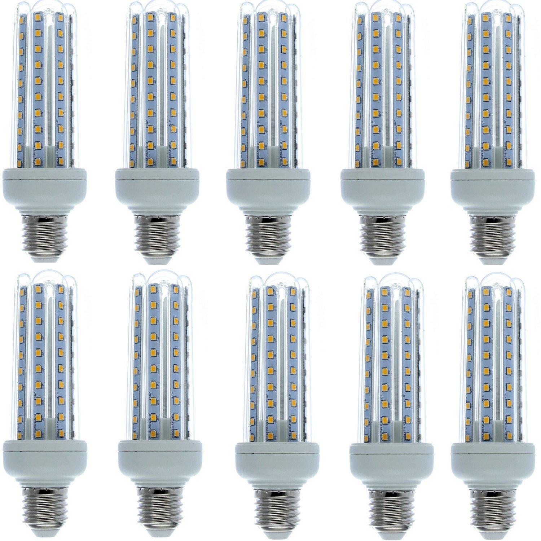 Éq Led 15w Ampoules Blanc 120w Froid 10 E27 cjAL35Rq4S