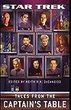 The Captain's Table: Star Trek Anthology