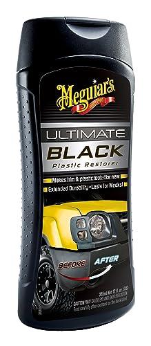 Meguiar's G15812 Ultimate Black Plastic Restorer