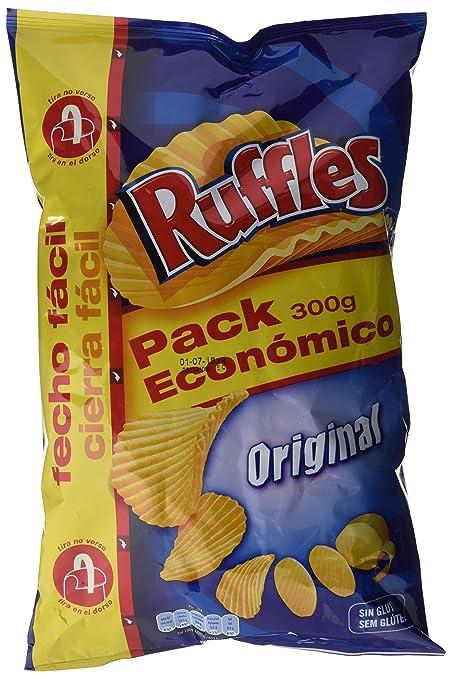 Ruffles Patatas Fritas - 300 gr