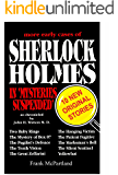 Mysteries Suspended: more early cases of Sherlock Holmes