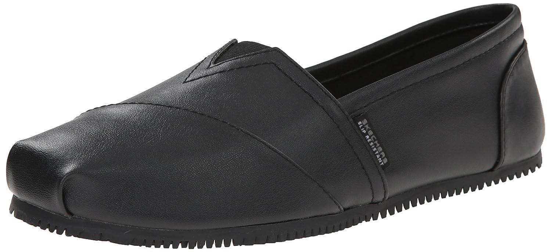 Skechers for Work Women's Kincaid II Slip On Slip Resistant Loafer 76575
