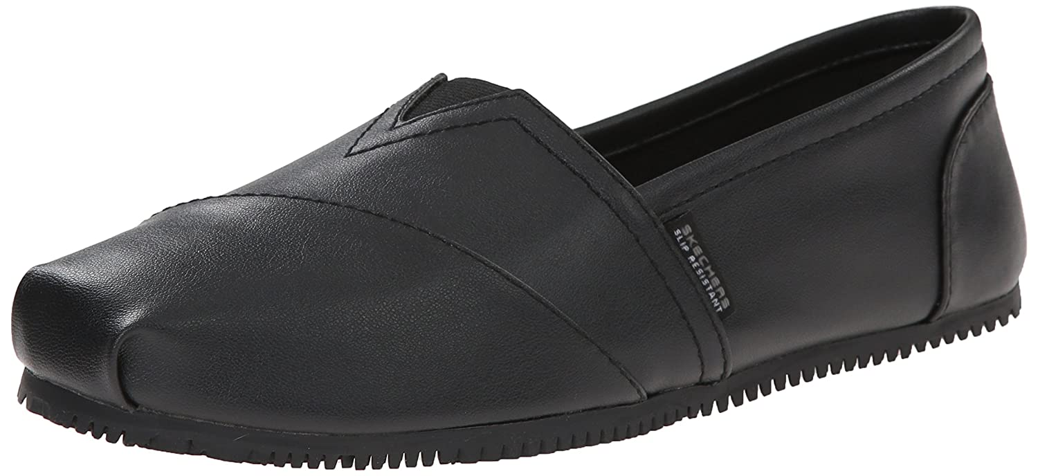 Skechers Women's KINCAID II Loafer Flats Skechers Work Footwear 76575