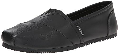 Skechers for Work Women's Kincaid II Slip On Slip Resistant Loafer