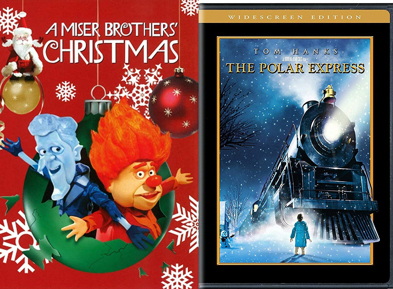 A Miser Brothers Christmas.Amazon Com A Miser Brothers Christmas The Polar Express