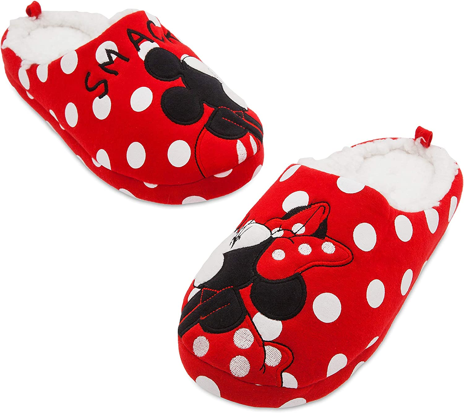 Disney Mickey and Minnie Mouse Slippers
