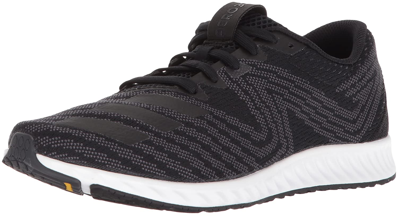 adidas Women's Aerobounce Pr w Running Shoe B075R8KGBX 10.5 B(M) US|Core Black, Silver Met., Ftwr White