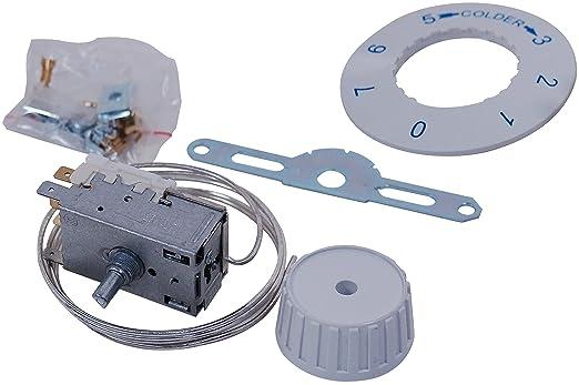 Kühlschrank Thermostat Universal : Anpassen der verbindungsteile für die thermostat kontaktstellen
