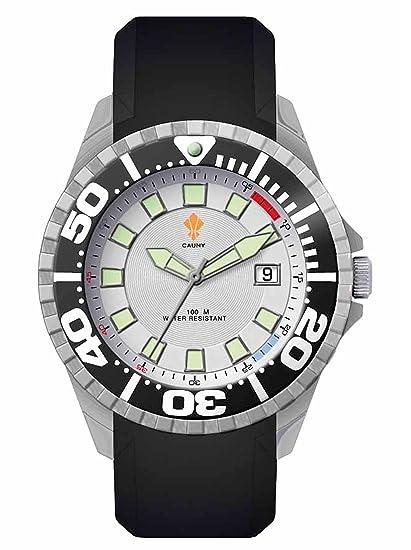 Cauny Reloj 480083C Negro