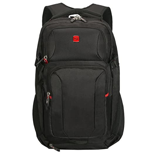 """100 opinioni per Winkee BB4346MBK Zaino per computer portatile fino a 15,6"""" Nero"""
