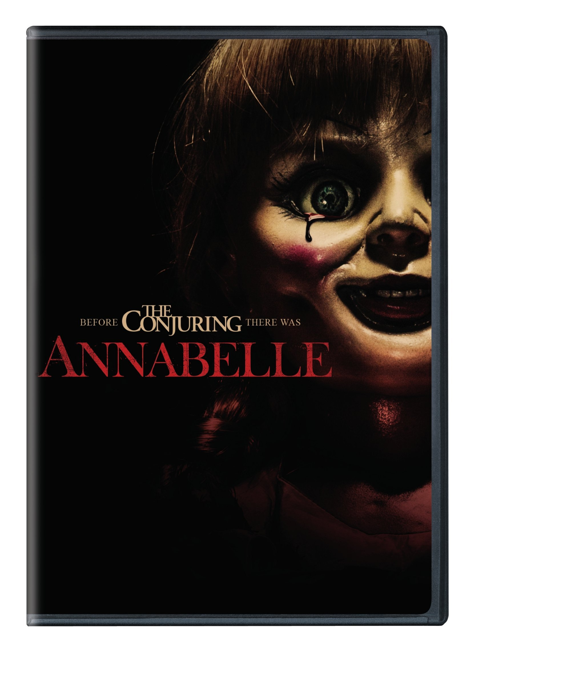 DVD : Annabelle (Dolby, Digital Theater System, Eco Amaray Case, )