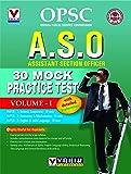 ASO - 30 MOCK PRACTICE TEST (VOL-1)