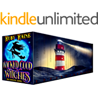 Wicked Good Witches (Supernatural Protectors: A Legacy of Magic) Complete Series Bundle