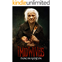The Midwives: A Gripping Folk-Horror Thriller book cover