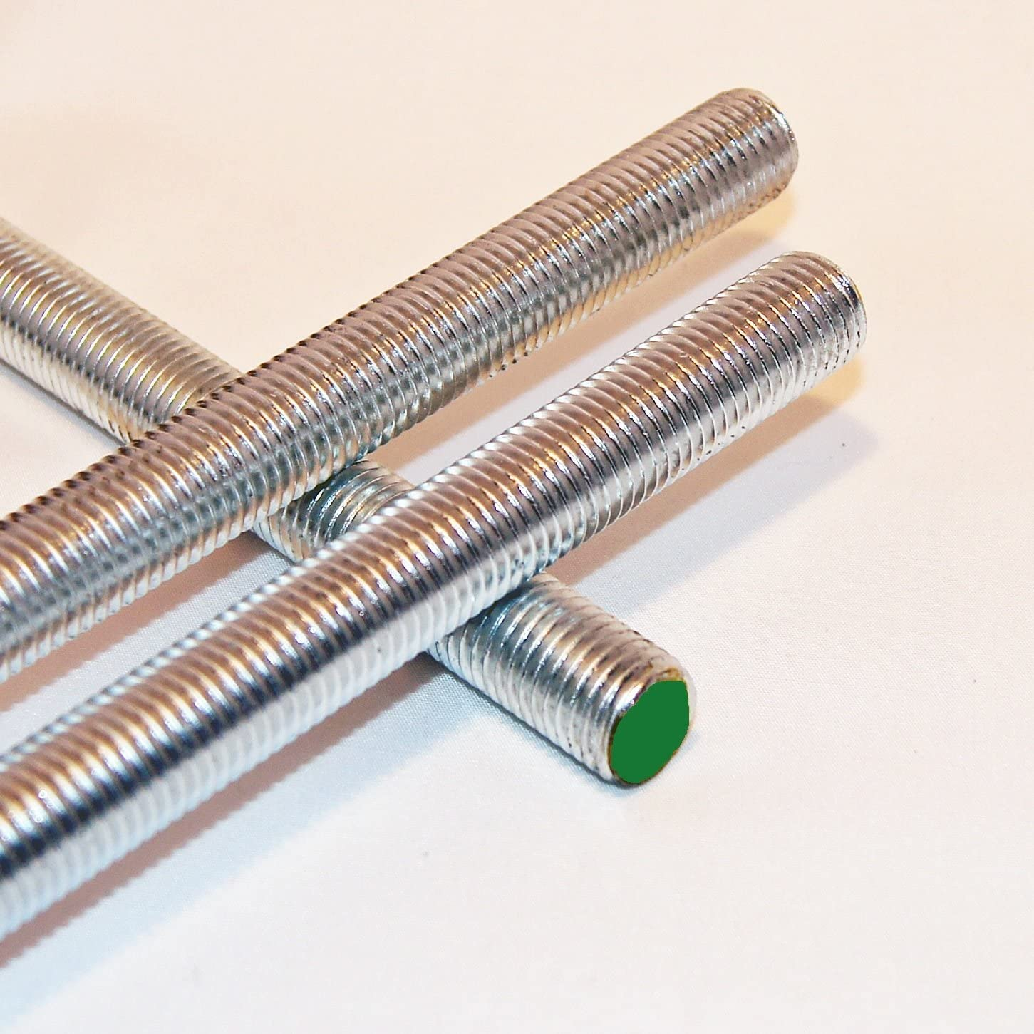 1000 mm lang 1 Gewindestange A2 DIN 975//976 Edelstahl M4