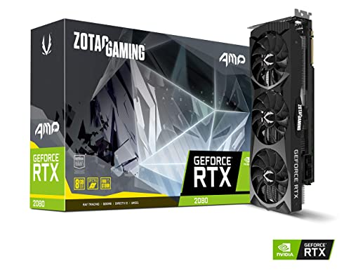 ZOTAC GAMING GeForce RTX 2080 Gaming Graphics Card
