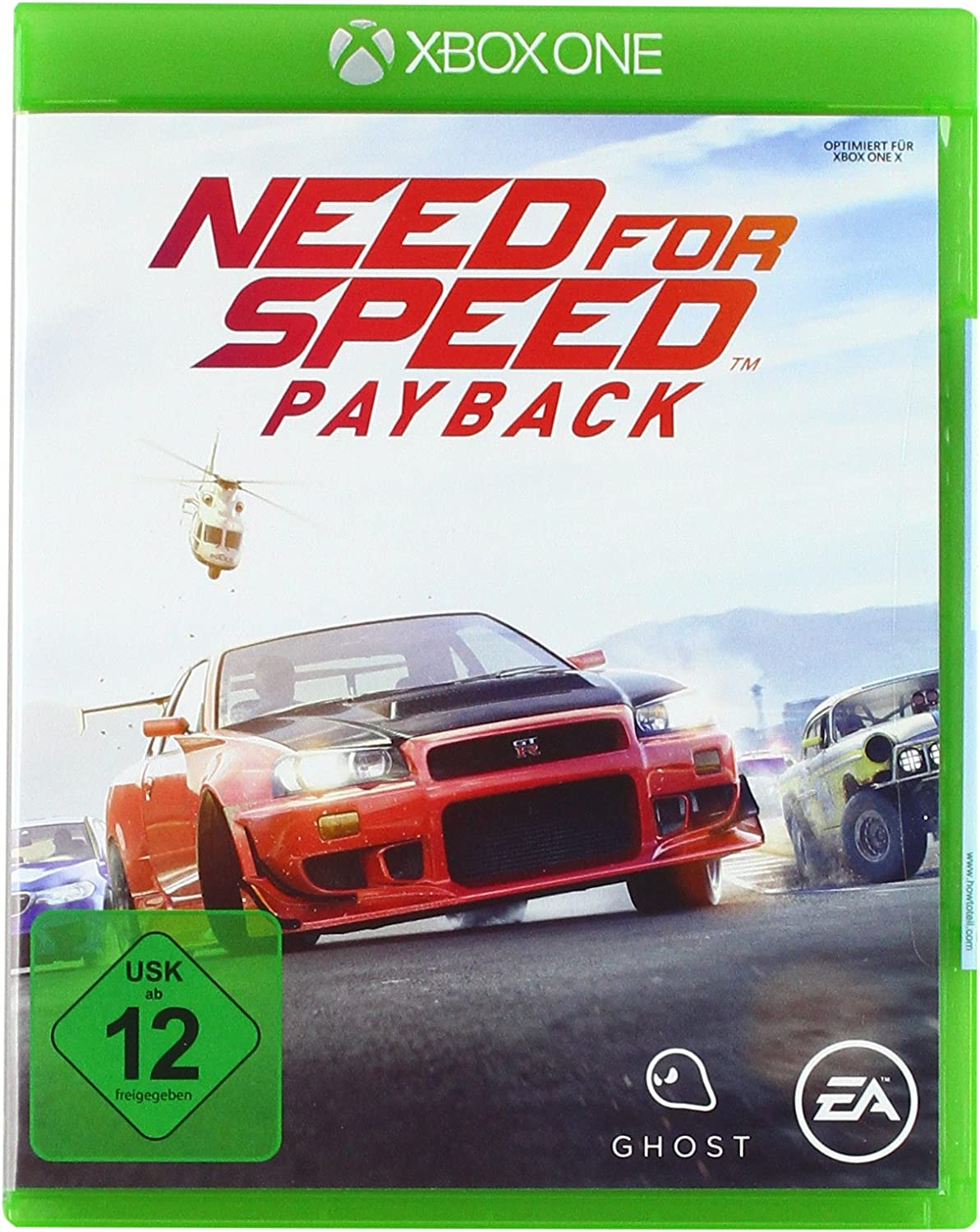 Need For Speed – Payback: Amazon.es: Videojuegos
