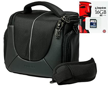 Fotos para Cámara Yuma Black M con Tarjeta SD de 16 GB para Nikon ...