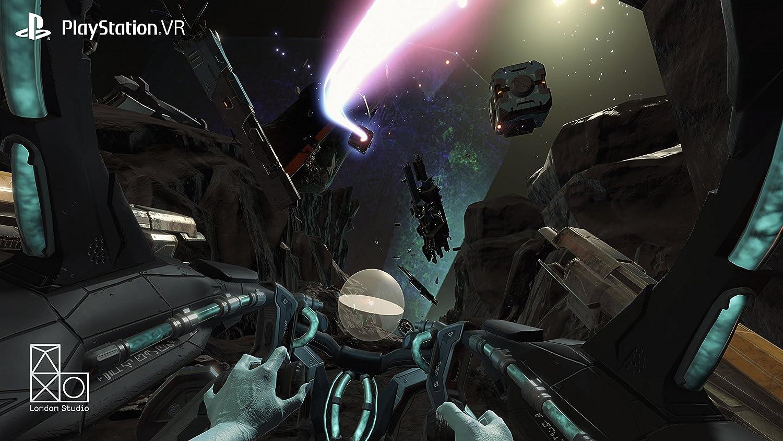 7c3255fbbbd0 Amazon.com  VR Worlds - PlayStation VR  PlayStation 4  Video Games