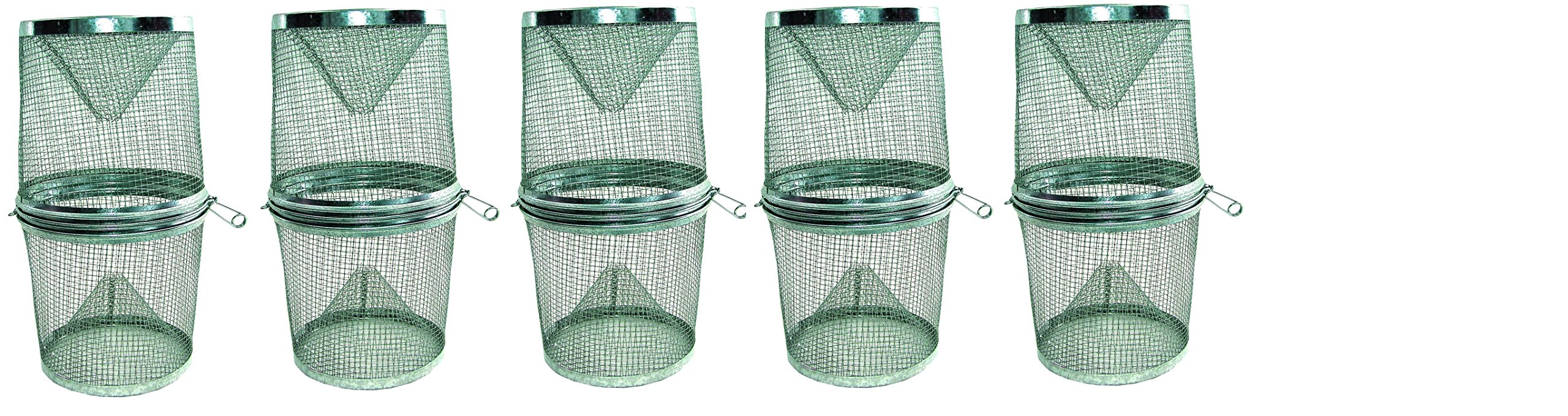 Gees Feets G-40 Minnow Trap (5 TRAPS) by Gees (Image #1)