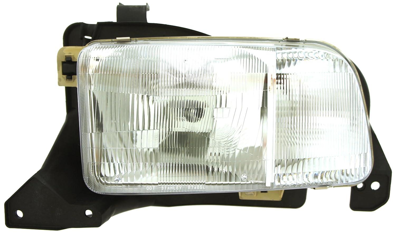Genuine GM Parts 91174687 Driver Side Headlight Lens//Housing