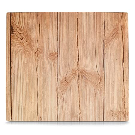 ZELLER-PRESENT 26288 Wood Stove Glass Lid/Coated