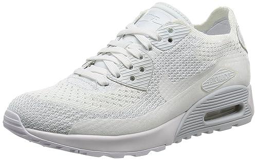 Nike AIR MAX 90 Ultra 2.0 se Flyknit Scarpe Da Ginnastica Da Donna UK 6 EU 40 NUOVO PREZZO CONSIGLIATO 90