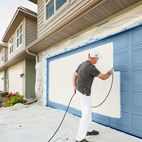 The Titan ControlMax 1700 High Efficiency Airless takes the fear out of airless spraying, making it easier to paint like a pro