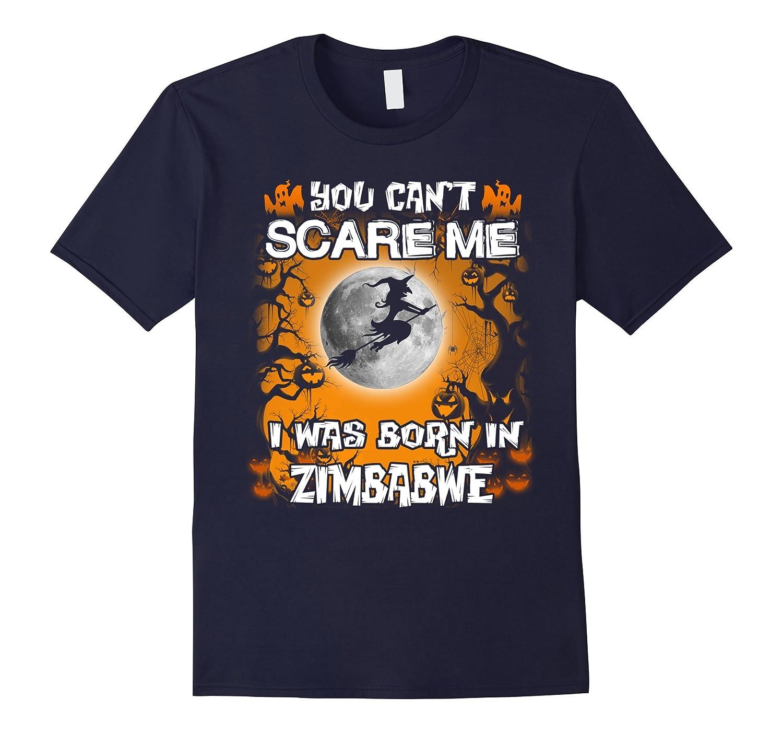 Zimbabwe funny Halloween tees-FL