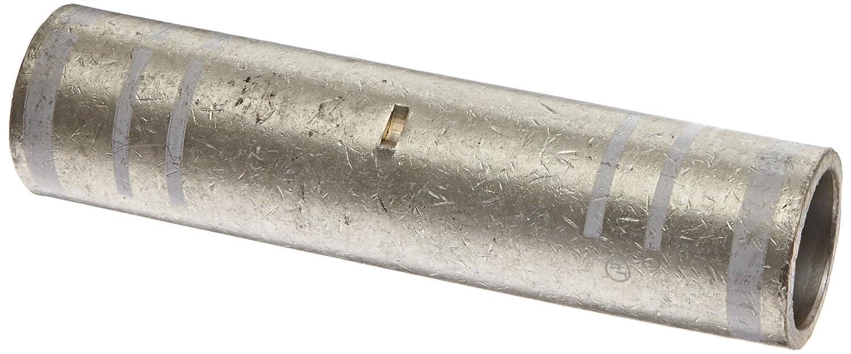 Morris Products 94542 Long Barrel Compression Splice 1000mcm Wire Range Copper